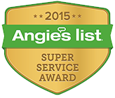Dicks Rancho Glass is a Angies List Super Service Award recipient