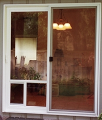 Exceptional After Pet Door Design