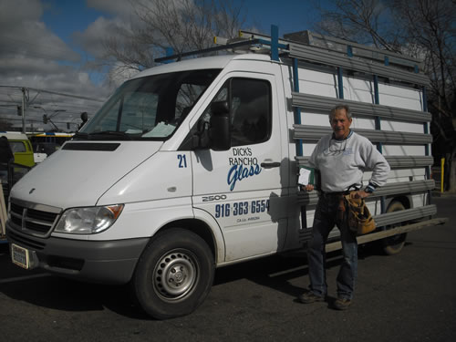 Steve has been in the business the majority of his life. He specializes in custom shower enclosures and prides himself on his customer service. 45 years at DRG.