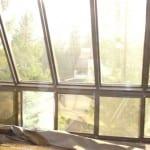 Blomberg Atrium Window glass Reglazes