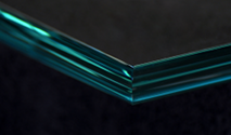 Pencil Polishl shelf glass edge