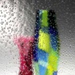 Rainwater Glass Pattern