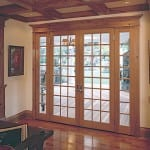 woodclad style french doors