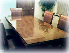 tabletops glass rectangle