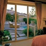Tuscany Vinyl Sliding Glass Door
