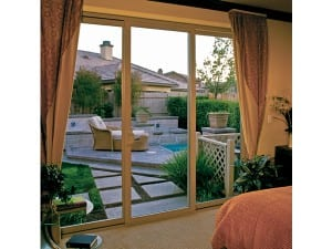Tuscany Vinyl Sliding Glass Door patio door
