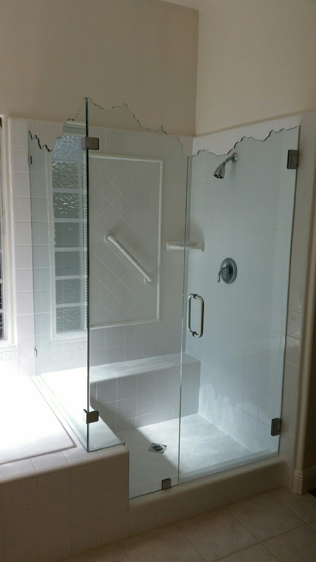 100 shower door frameless corner glass shower doors framele
