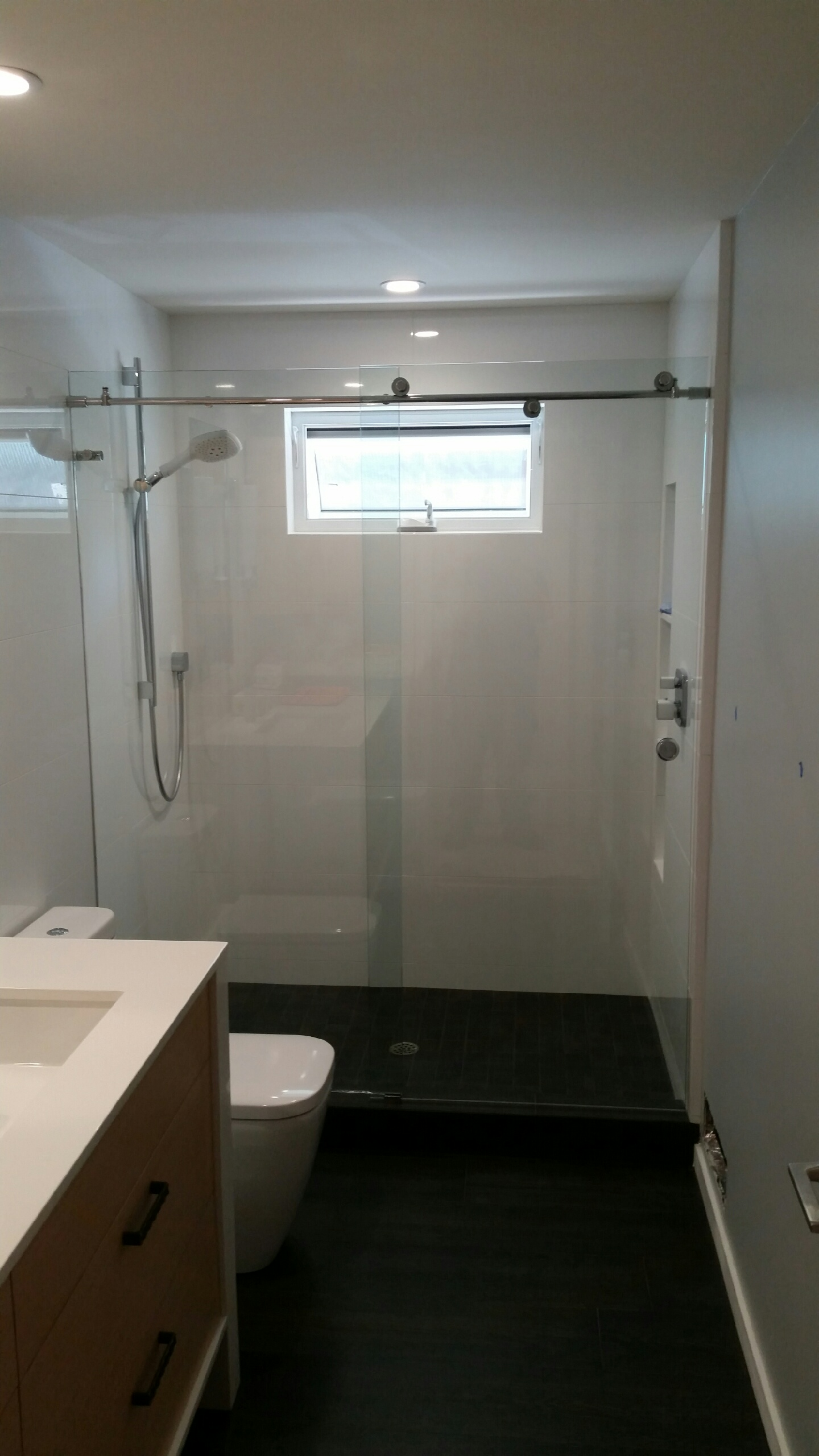 How To Install Glass Shower Doors