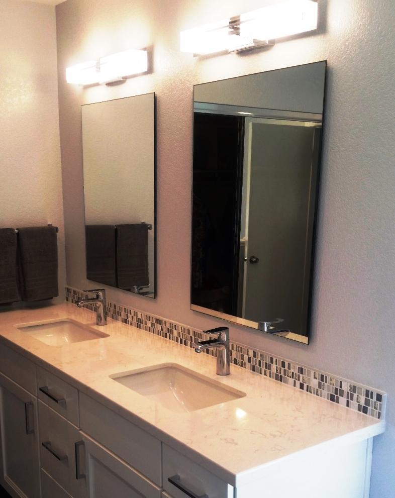 Double vanity - bathroom 20160812