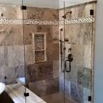 Glass - Shower Enclosure - Frameless Shower_FairOaks