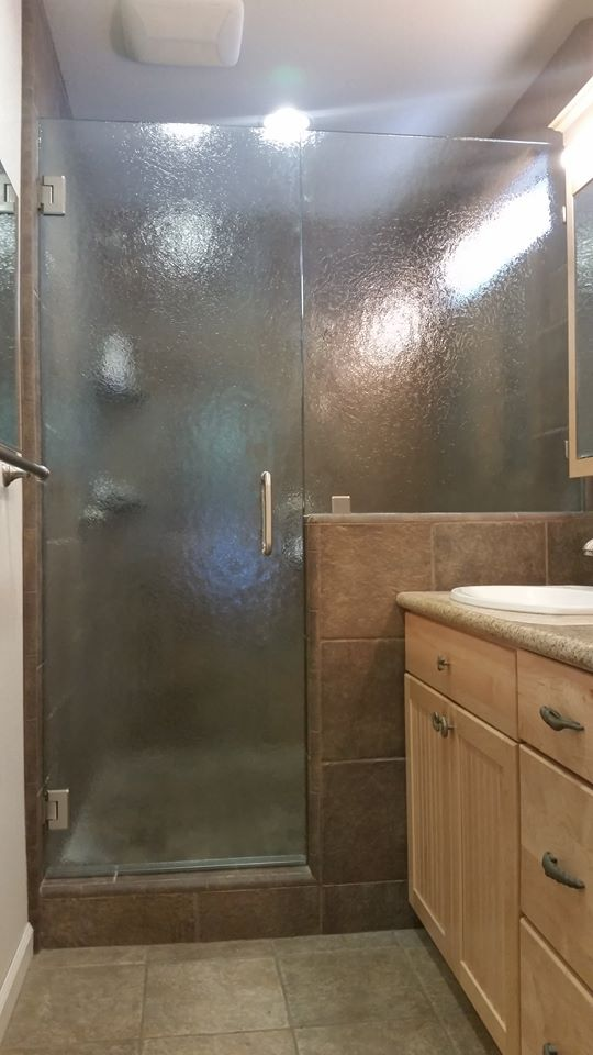 Shower Enclosures Examples And Pictures Dick S Rancho Glass