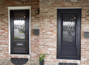 ViewGuard security screen doors