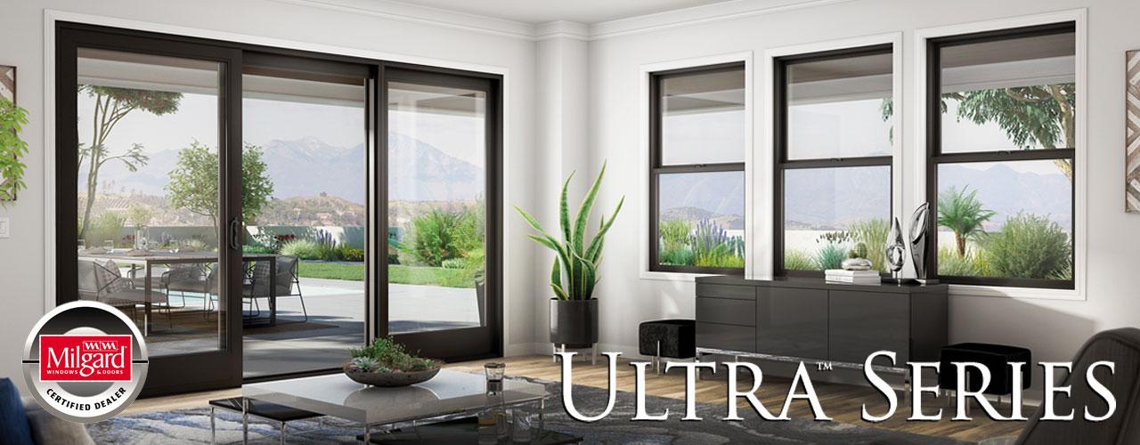 Milgard Ultra Fiberglass Windows and Doors