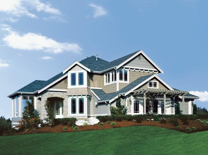 Increase curb appeal with new Vinyl Windows